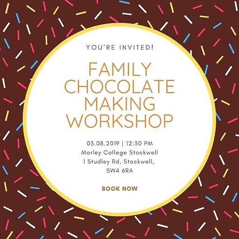 Summer Chocolate Making Workshop for Families