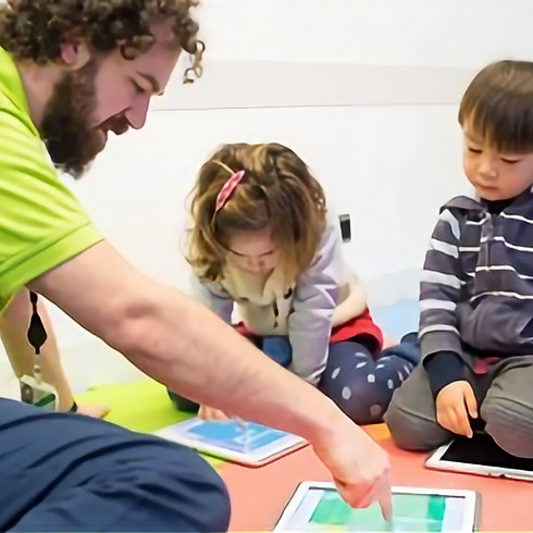 Digital workshop 'Little feet: animal homes'