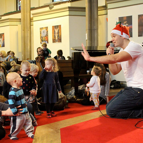 Baby Broadway Christmas Family Concert