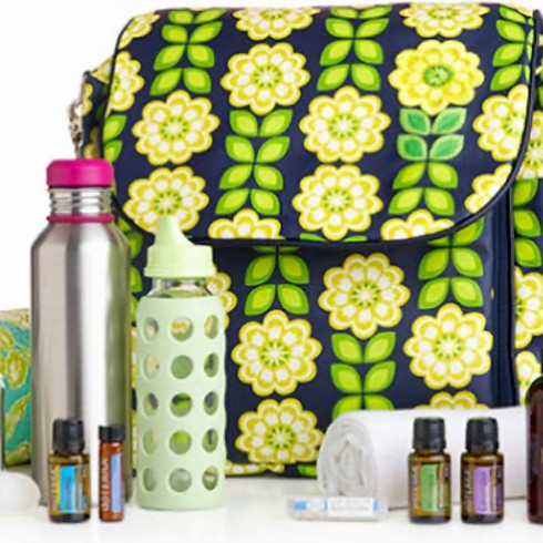 Essential Oils for Babies & Children