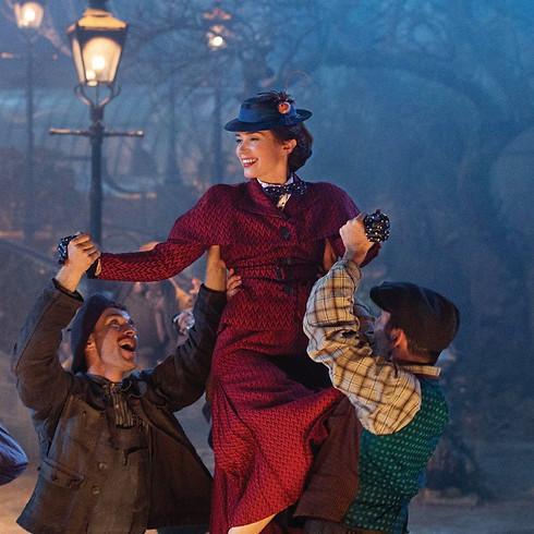 'Mary Poppins returns' at Regent Street Cinema's 'Kids' Kino Club'