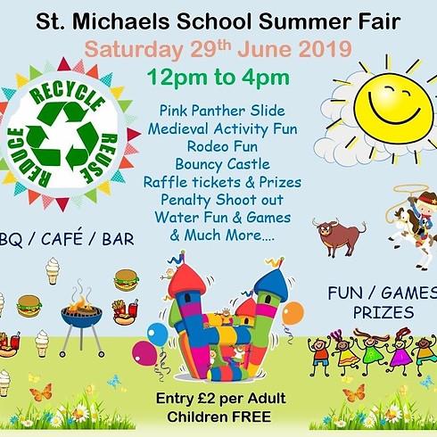 St Michael's School Summer Fair