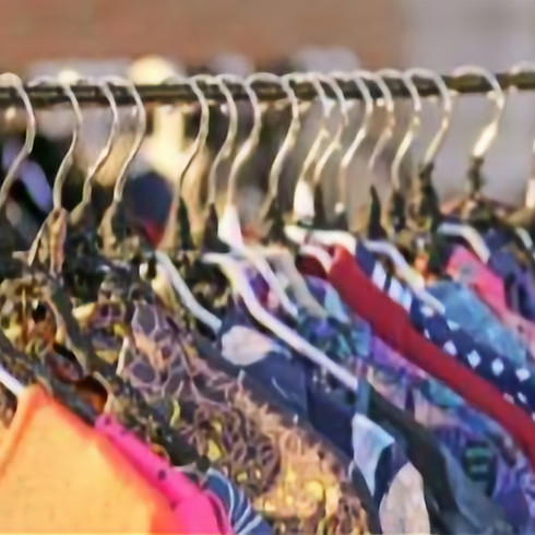 Nearly New Clothes Sale