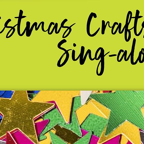 Christmas Crafts & Sing-along
