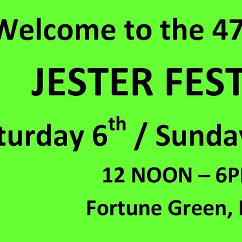Jester Festival Fortune Green