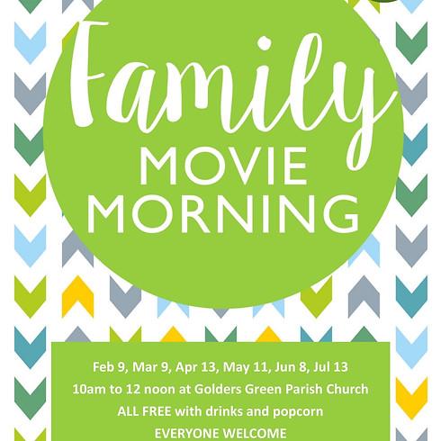 Family Movie Mornings