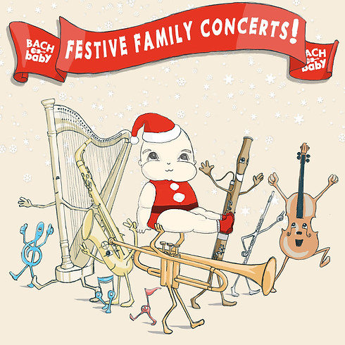 Bach to Baby Christmas Family Concert
