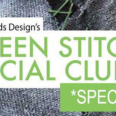 Festive Special Green Stitch Social Club Online