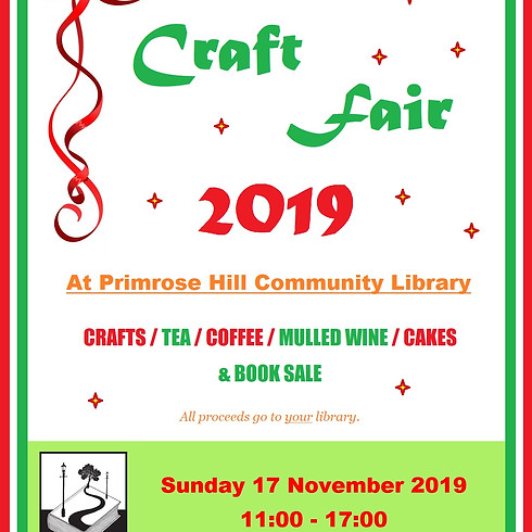 Primrose Hill CRAFT FAIR