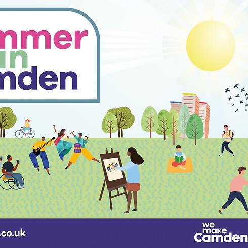 Summer in Camden