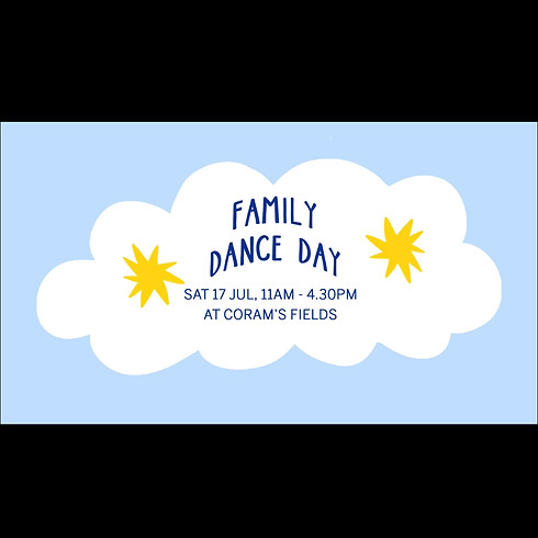 Family Dance Day