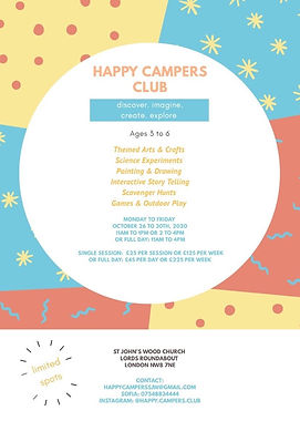 The Happy Campers Club