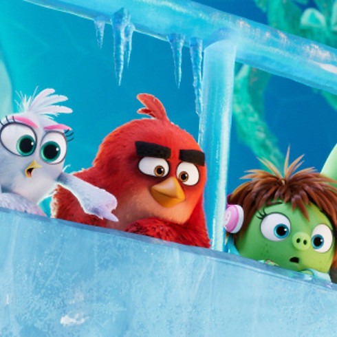 KIDS' KINO CLUB: 'The Angry Birds Movie 2'