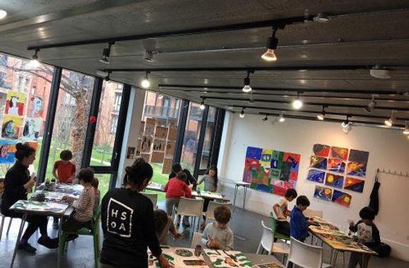 Easter Workshops for Children in the Studio!