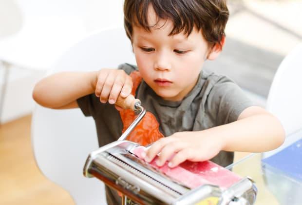 Kids cooking & baking classes