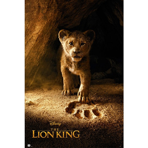 RELAXED SCREENING: THE LION KING  🦁