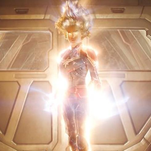 EVERYMAN BABY CLUB: 'Captain Marvel'