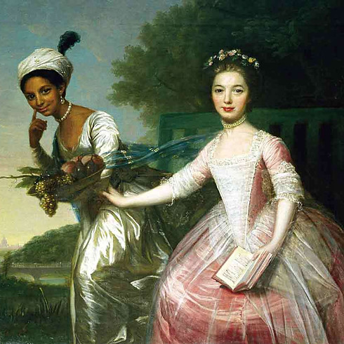 Interview with Dido Belle, Kenwood House