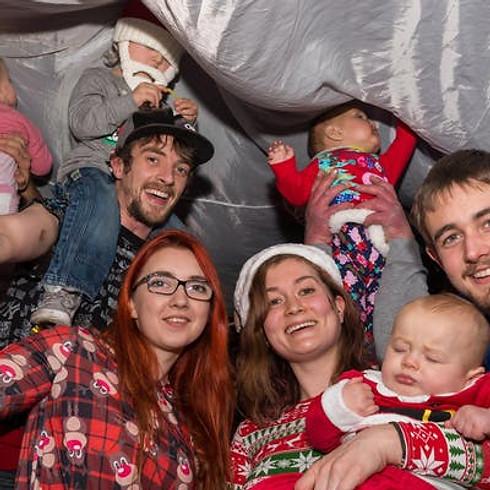 Big Fish Little Fish Christmas Family Rave 'n' Bowl BLOOMSBURY