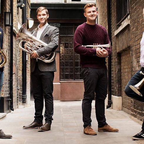 Children's Concert with A4 Brass Quartet