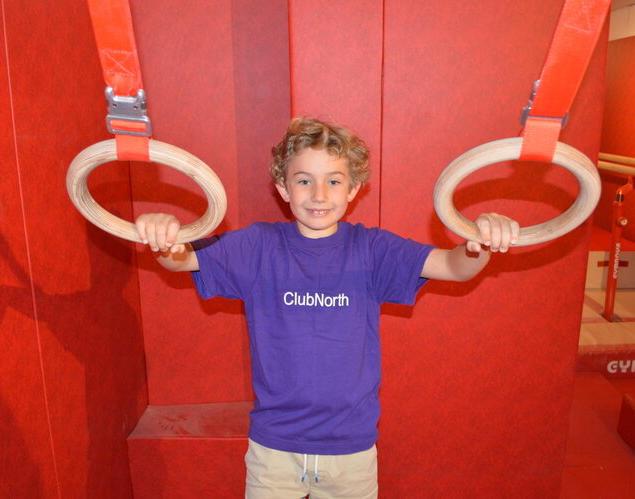 ClubNorth Gymnastics