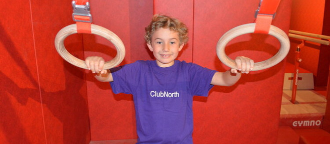 ClubNorth - gymnastics in the heart of Belsize Park!