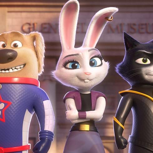 Kids' Kino Club 'Stardog and Turbocat'