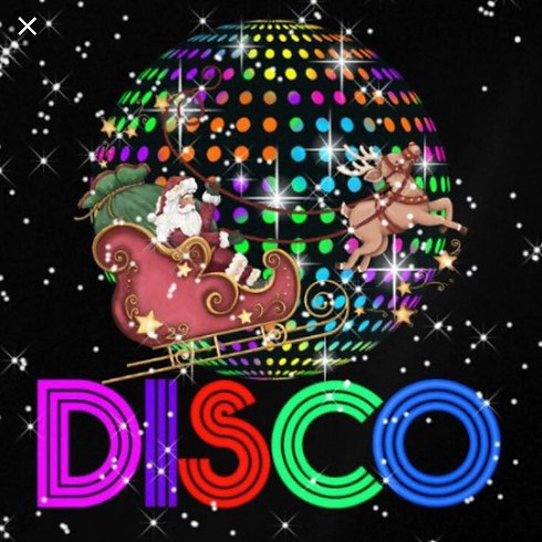 Over 3s Christmas Disco