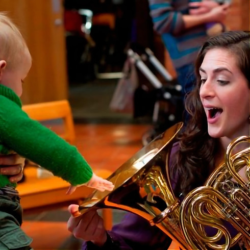 Bach to Baby Concert