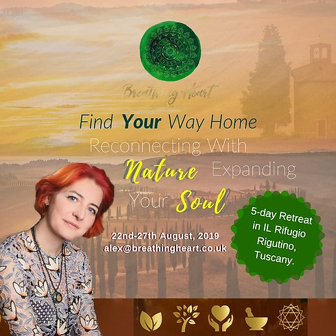 'Find Your Way Home' 5-DAY TUSCAN RETREAT