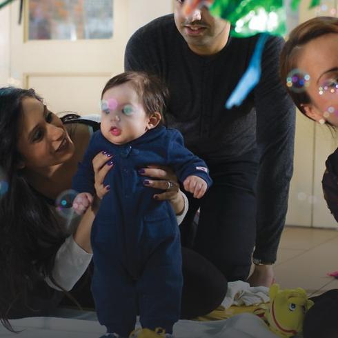 Baby Sensory at Samsung KX