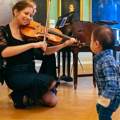 Bach to Baby FAMILY CONCERT