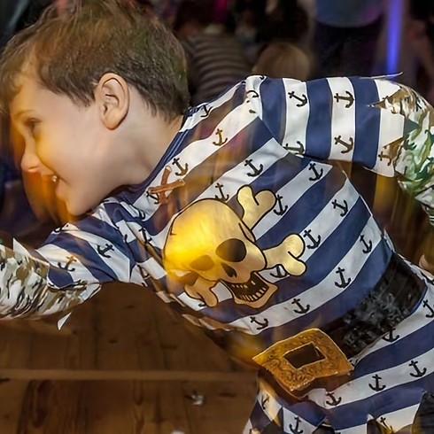 Big Fish Little Fish Camden 'Pirate' indie special FAMILY RAVE