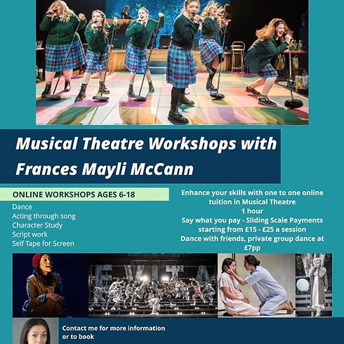Musical Theatre Workshops