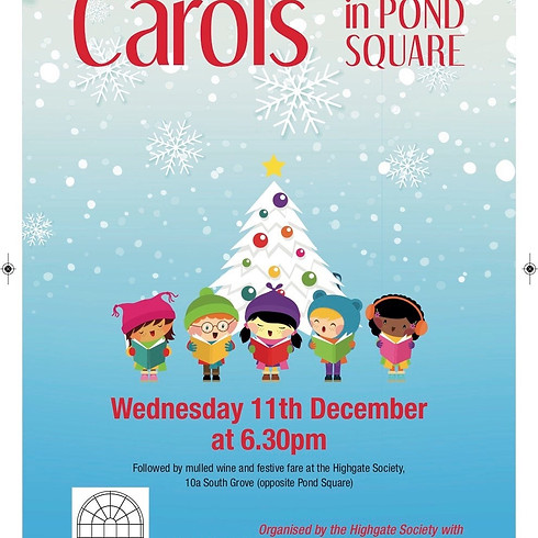 Carols at Pond Square