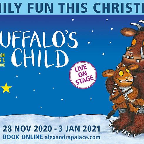 'The Gruffalo's Child' at Alexandra Palace