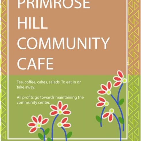 Primrose Hill COMMUNITY CAFE