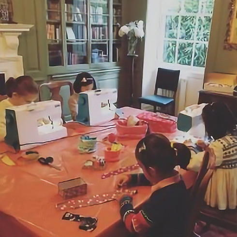 L'atelier - Sewing & Craft for children