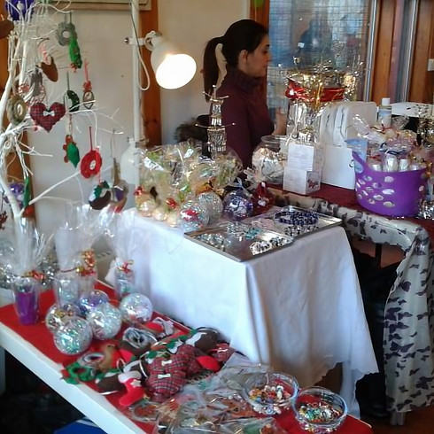 Christmas Market at The Calthorpe Project
