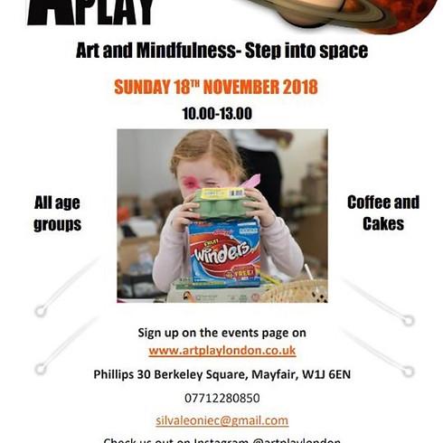 ART PLAY Art & Mindfulness event