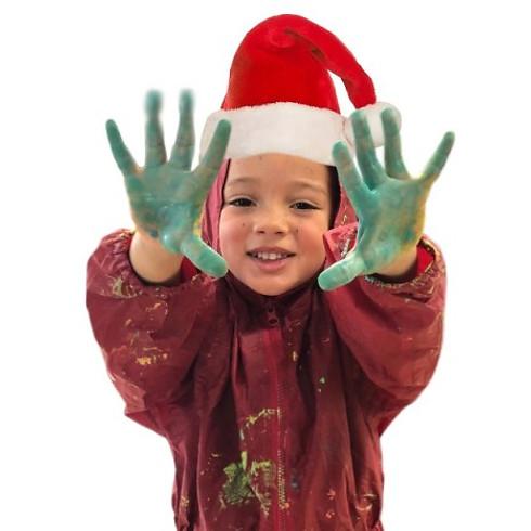 Art Play Christmas Workshops