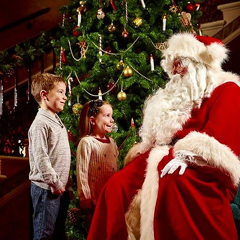 Meet Father Christmas at Kenwood House!