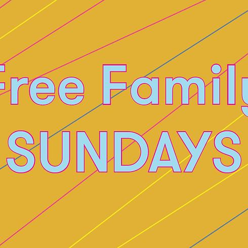 Family Sundays: Alice Morey and Emily Mulenga