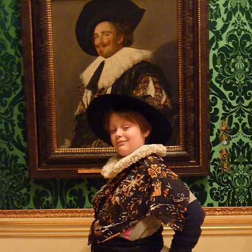 Imaginenation Museums Trips: Wallace Collection