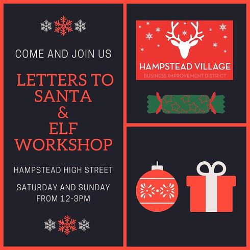 Letters to Santa & Elf Workshop