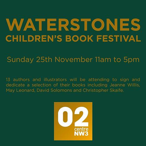 Waterstones Children's Book Festival
