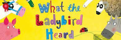 What the Ladybird Heard LIVE