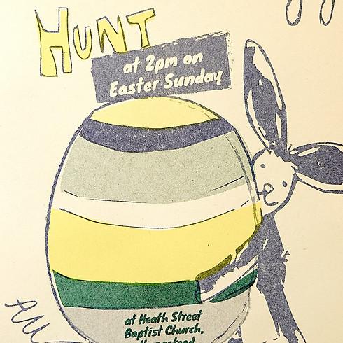 Heath Street Easter Egg Hunt