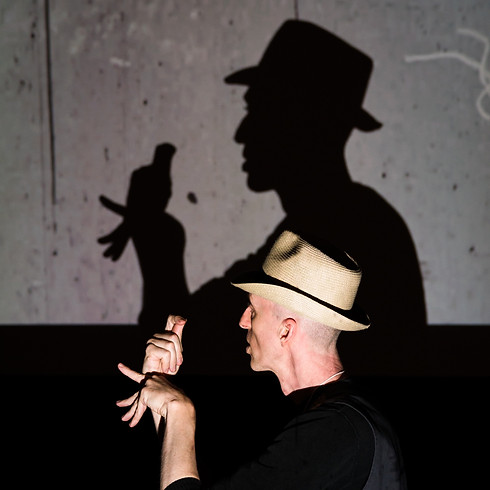 'My Shadow and Me' - Drew Colby SHADOW THEATRE