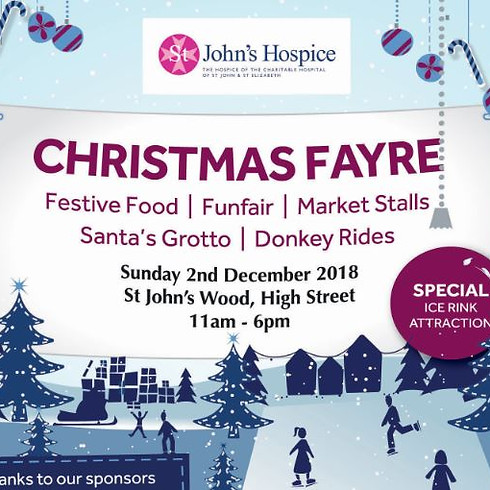 St John's Hospice Christmas Fayre